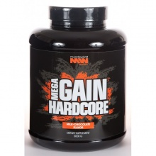 Гейнер Muscle World Mega Gain Hardcore 3000 гр