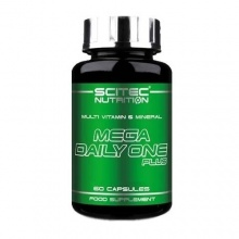 Витамины Scitec Nutrition   Mega Daily One Plus 60 капс