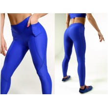 Лосины Vergo True Pants (Ultramarine) XS