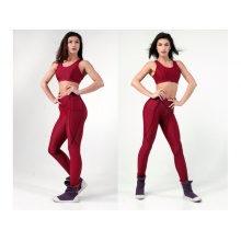 Лосины Vergo True Pants (Claret) XS