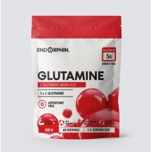 Глютамин Endorphin L-Glutamin дойпак 300гр